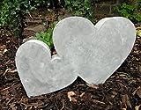 Herz - Giessform - Betongussform - Herzen