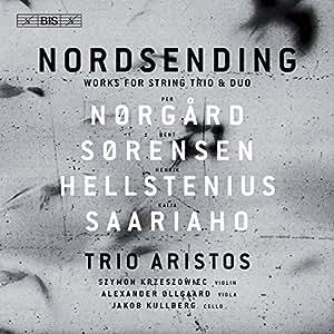Nordsending: Works For String Trio & Duo [Trio Aristos] [Bis:BIS2269]