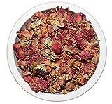 PEnandiTRA Rosen Rosenblüten rot geschnitten 100 g ~ naturrein ~ gentechnisch unverändert ~ unbegast ~ unbestrahlt