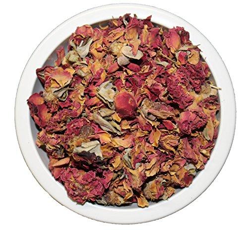 Rosen Rosenblüten rot geschnitten 1 kg 1000 g ~ naturrein ~ gentechnisch unverändert ~ unbegast ~ unbestrahlt ~ PEnandiTRA®