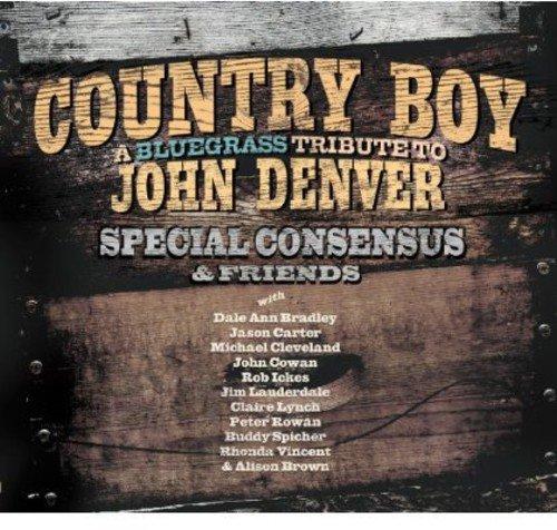 Country Boy - A Bluegrass Tribute To John Denver