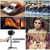 YTYCJSFH Kamera-Stabilisator, verstellbar, 37 cm, Karbonfaser, mit Schnellwechselplatte, 1/4 Zoll Schraube für Kamera, Video, DV, DSLR, Nikon, Canon, Sony oder Alle bis 3 kg für YTYCJSFH Kamera-Stabilisator, verstellbar, 37 cm, Karbonfaser, mit Schnellwechselplatte, 1/4 Zoll Schraube für Kamera, Video, DV, DSLR, Nikon, Canon, Sony oder Alle bis 3 kg