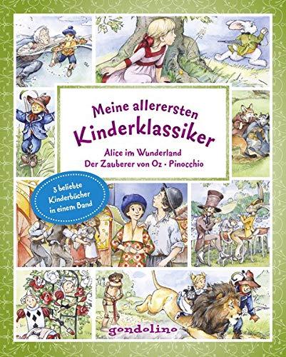 nderklassiker: Alice im Wunderland/Der Zauberer von Oz/Pinocchio ()