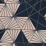 MIRABLAU DESIGN Stoffverkauf Baumwolle Canvas bedruckt mit
