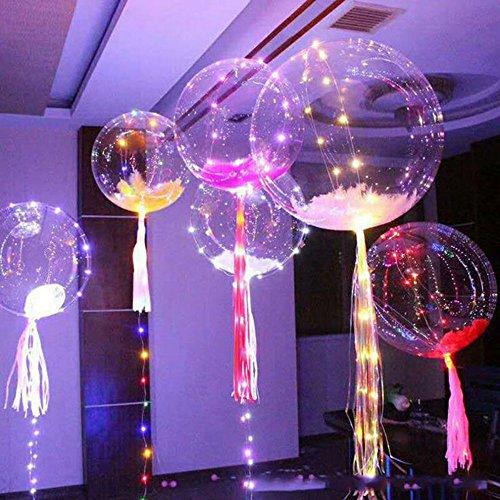 Zoom IMG-1 led bobo palloncino con luce