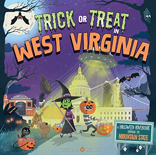 st Virginia: A Halloween Adventure Through the Mountain State ()