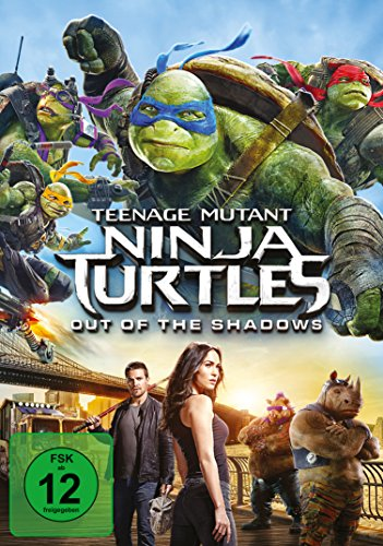 Bild von Teenage Mutant Ninja Turtles: Out of the Shadows