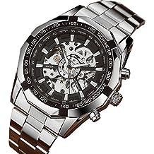 2af144e670b Amazon.es  relojes hombre esqueleto