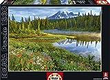 Die besten von Rainiers - Educa 16309 - Puzzle - Mount-Rainier-Nationalpark, USA, 1500-Teilig Bewertungen