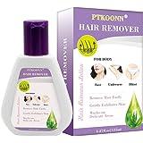 Crema Depilatoria, Hair Removal Cream, Crema Depilatoria per Donne e Uomini, Parti Intime, Zona Bikini, Gambe, Schiena, Zone
