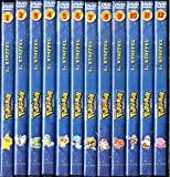 Die Welt der Pokemon, 1. Staffel komplett, DVD 1-12, Episode 1-36 (12 DVDs)