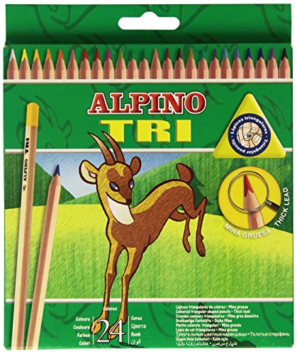 Alpino 128–Mehrfarbig Unica bunt