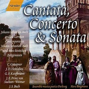 Cantata/Concerto & Sonata