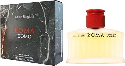 Laura Biagiotti Roma Uomo homme/men, Eau de Toilette, 1er Pack (1 x 125 ml)