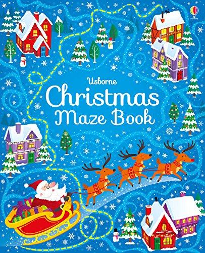 Christmas Maze Book por Sam Smith