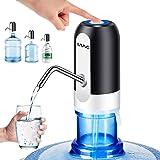 Pompe à Bouteille d'eau, 2 Adaptateurs Supplémentaires pour Bouteilles d'eau de Différents Calibres, Distributeur d'eau Élect