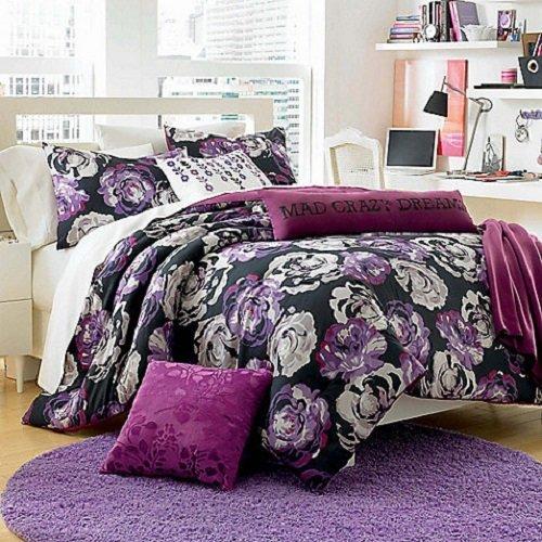 steve-maddenbrookepurple-floraltwin-xl-comforter-set-by-steve-madden