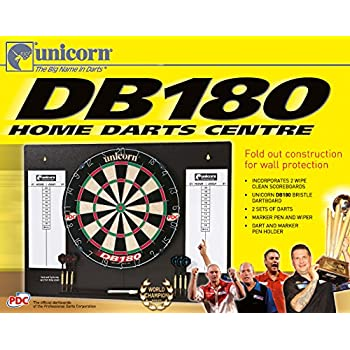 Unicorn Darts Db180 Tablero...