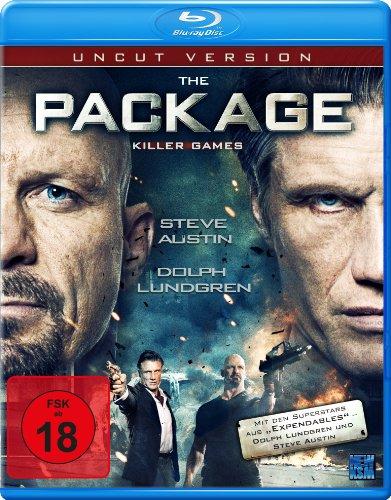 Bild von The Package - Killer Games (Blu-ray)