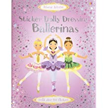 Sticker Dolly Dressing Ballerinas by Leonie Pratt (2007-01-05)