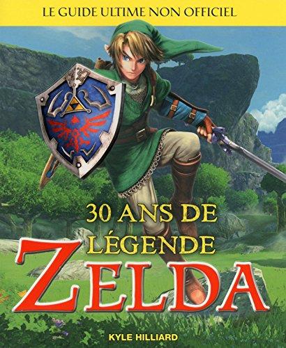 Zelda, 30 ans de légende par Kyle HILLIARD