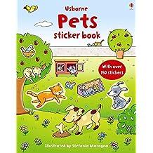 First Sticker Book Pets