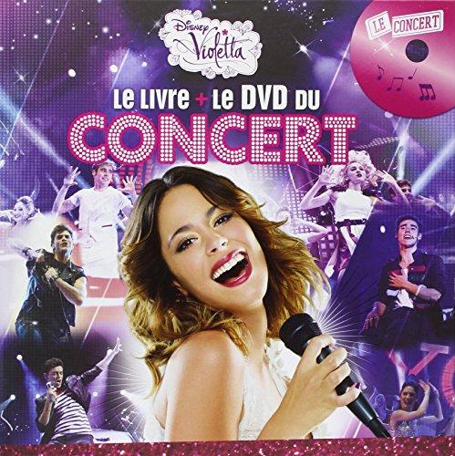 Violetta : Le livre du concert (1DVD)