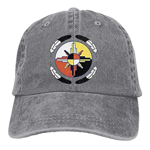 Pants New Unisex Medicine Wheel Feathers Personal Group Sports Cowboy Cap  Peaked Baseball Cap 6efb4e168e0f