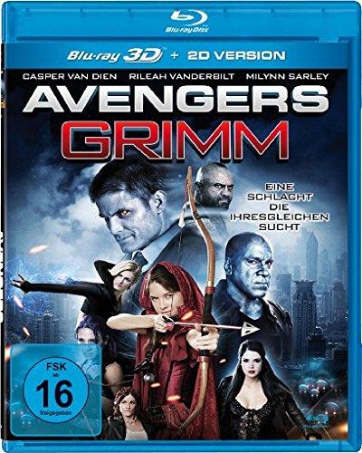 Bild von Avengers Grimm - Eine Schlacht die ihresgleichen sucht  (inkl. 2D-Version) [3D Blu-ray]