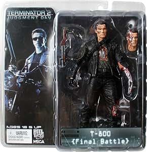Action Figure Terminator 2 T-800 Final Battle Neca