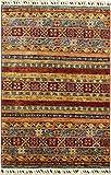 Nain Trading Arijana Shaal 120x82 Orientteppich Teppich Braun/Rost Handgeknüpft Afghanistan