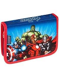 Starpak Avengers - Estuche escolar infantil (21 x 13 x 4 cm), diseño