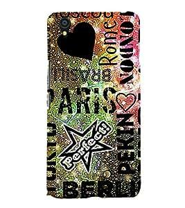 ifasho Designer Phone Back Case Cover OnePlus X :: One Plus X ( DJ Hip Hop Classic Dark Side )