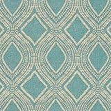 Fabulous Fabrics Dekostoff Halbpanama Ornamente 1 –