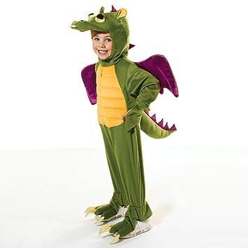 Fabuleux Déguisement Enfant Garçon - Costume Dragon - 128cm: Bristol  VL91