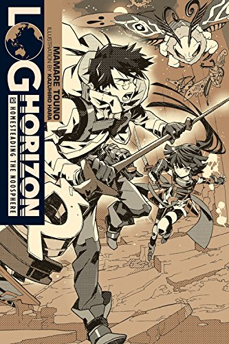 Log Horizon, Vol. 10 (light novel) par Mamare Touno