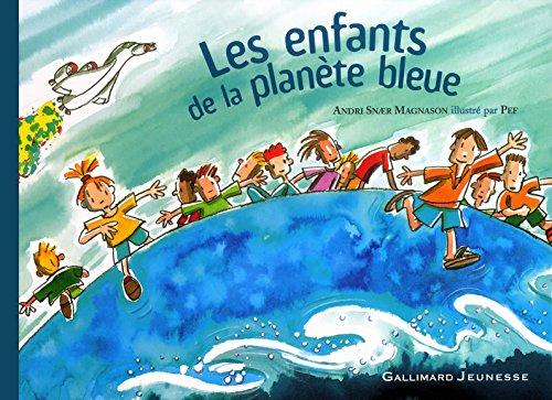 Les enfants de la planète bleue
