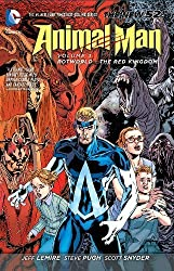 Animal Man Vol. 3: Rotworld: The Red Kingdom (The New 52) by Lemire, Jeff, Snyder, Scott (2013) Paperback