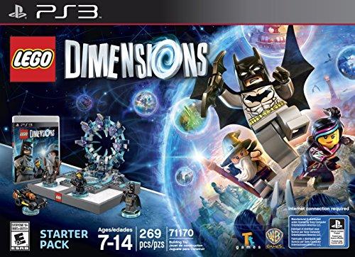 LEGO Dimensions Starter-Set für PlayStation 3