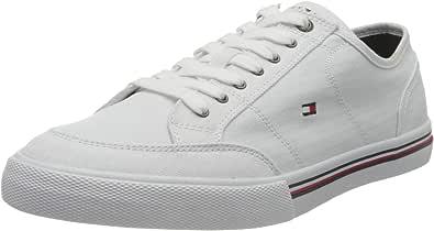 Tommy Hilfiger Core Corporate Textile Sneaker, Scarpe da Ginnastica Uomo