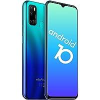 Telephone Portable Android 10 Octa-Core 4Go+64Go, 4G Smartphone Debloqué Pas Cher, Ecran 6,52 Pouces, 16MP AI Triple…