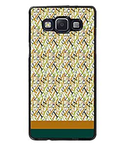 PrintDhaba Typography D-1918 Back Case Cover for SAMSUNG GALAXY E5 (Multi-Coloured)