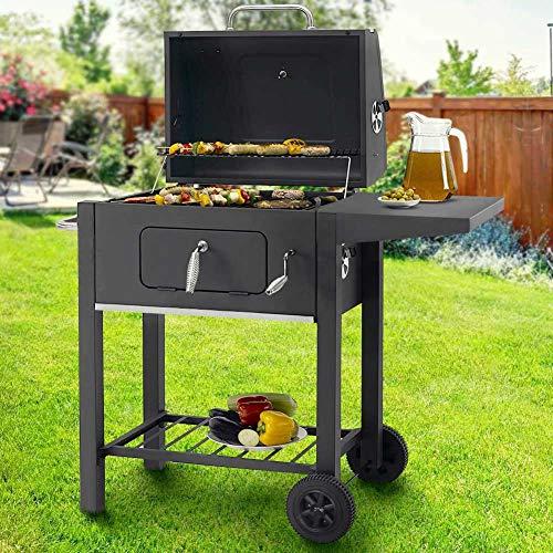 Zoom IMG-1 bakaji 2832434 barbecue a carbone