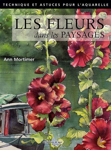 Les fleurs dans les paysages