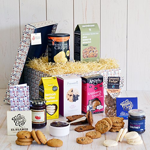 Hampers and gourmet gifts uk gluten free artisan gluten free hamper free express uk delivery gift card included negle Choice Image