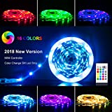 Pangton Villa LED Strip RGB 5m LED Licht Streifen SMD...