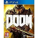 Doom juego PS4