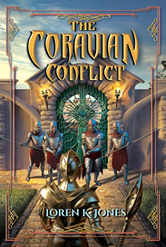 The Coravian Conflict (Stavin DragonBlessed Book 5)
