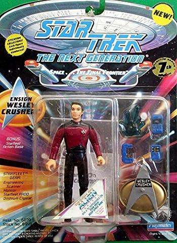 Star Trek TNG ENSIGN WESLEY CRUSHER 7th Season Collectors Series Acton Figure