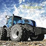 Traktoren 2018 - Autokalender, Nutzfahrzeuge, Posterkalender - 30 x 30 cm - Art&Image
